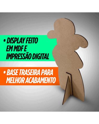 Kit Festa Turma da Mônica Prata