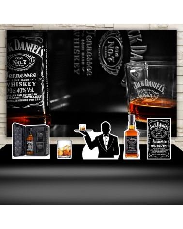 Kit Festa Jack Daniels (Prata)