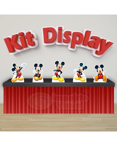 Kit Display Mickey Mouse
