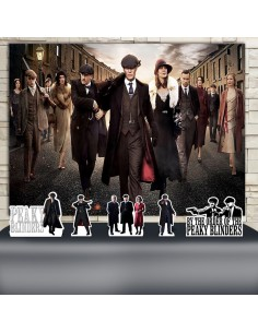 Kit Festa Peaky Blinders...