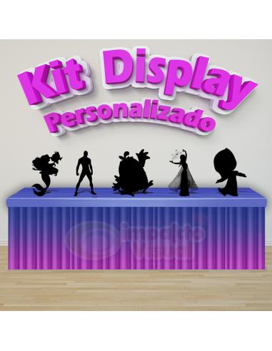 Kit Display Personalizado - Imagem do...