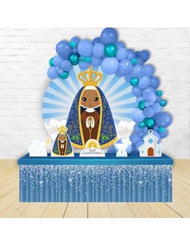 Kit Festa Redondo Nossa Senhora...