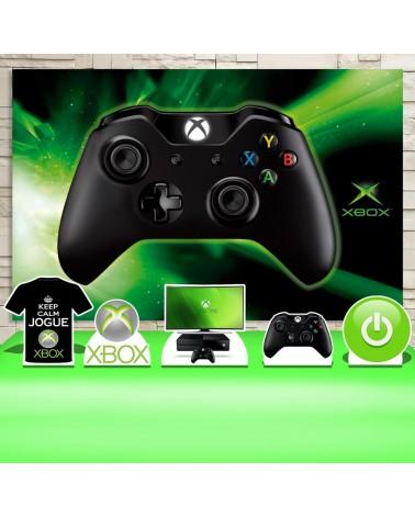 Kit Festa Xbox (Prata)