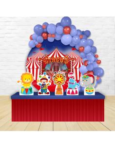 Kit Festa Redondo Circo