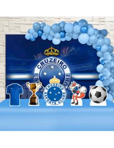 Kit Festa Cruzeiro Esporte...