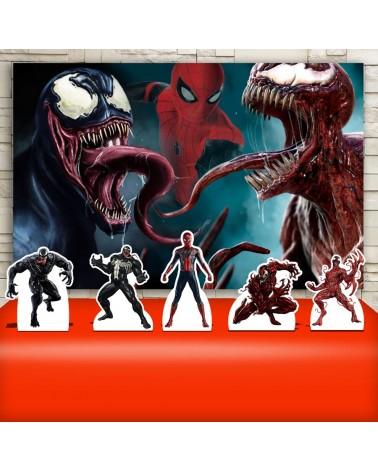 Kit Festa Venom (Prata)