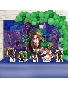 Kit Festa Legend Of Zelda...