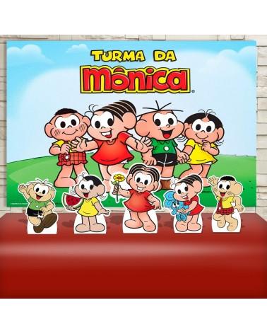 Kit Festa Turma da Mônica...
