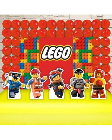 Kit Festa Lego (Ouro)