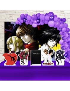 Kit Festa Death Note (Ouro)