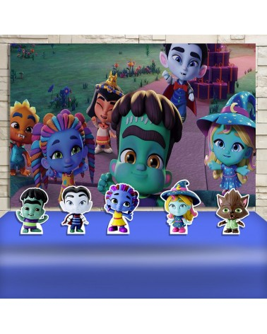 Kit Festa Super Monsters...