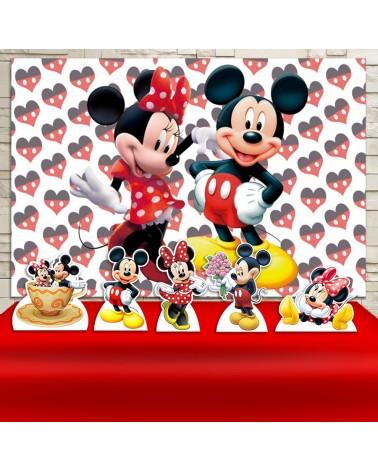 Kit Festa Mickey e Minnie...