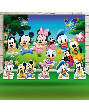 Kit Festa Turma Mickey Baby...