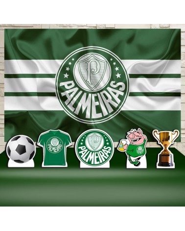 Kit Festa Palmeiras (Prata)