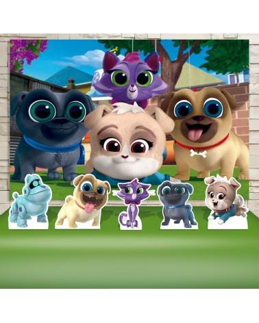 Kit Festa Puppy Dog Pals...