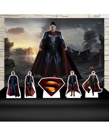 Kit Festa Superman - Filme...
