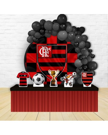 Kit Festa Redondo Flamengo