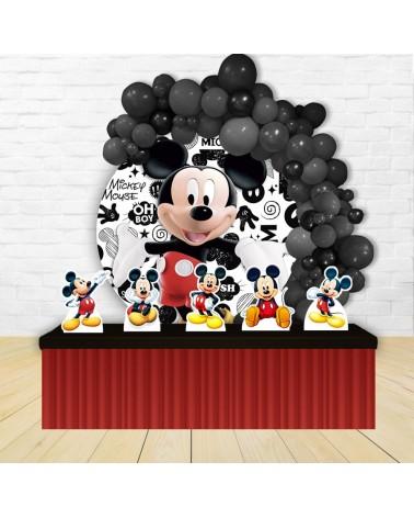 Kit Festa Redondo Mickey