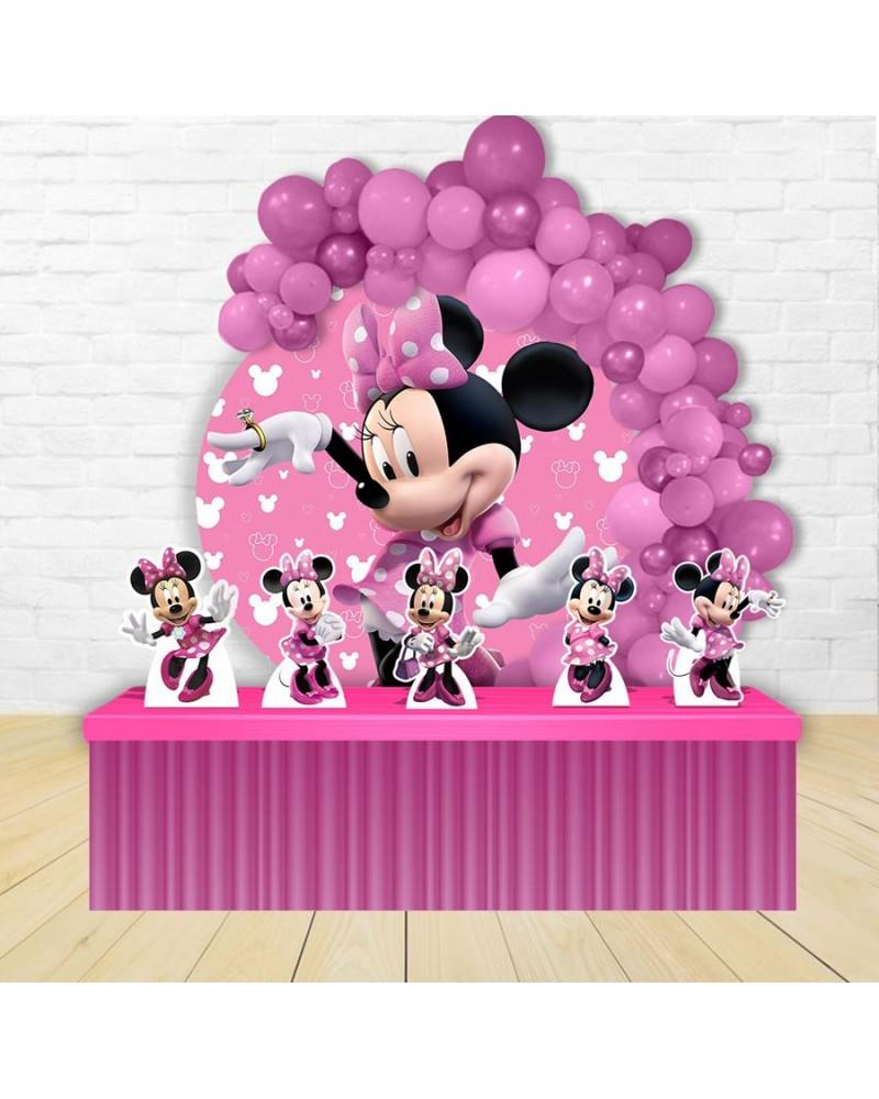 Painel para decoração de festa infantil com o tema Toy Story