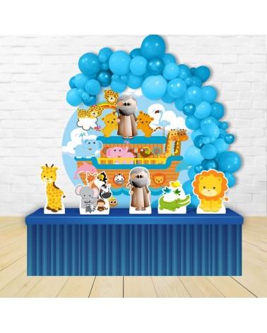 Painel para decoração de festa com o tema Grêmio