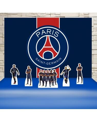 Kit Festa Paris...
