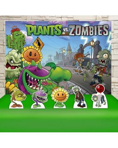 Kit Festa Plants vs....