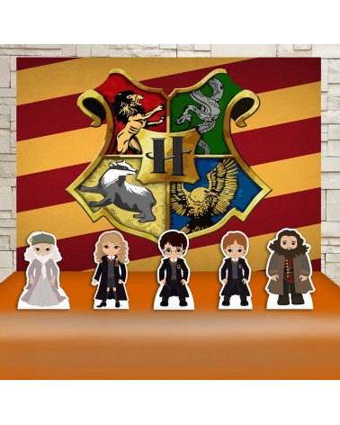 Kit Festa Harry Potter Cute...