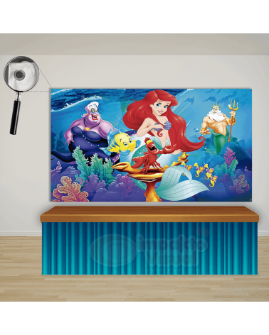Display de Mesa - Disney Turma