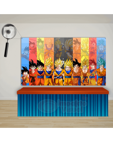 Painel Dragon Ball Super