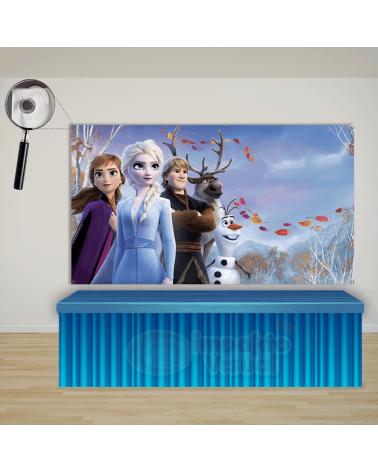 Painel Frozen