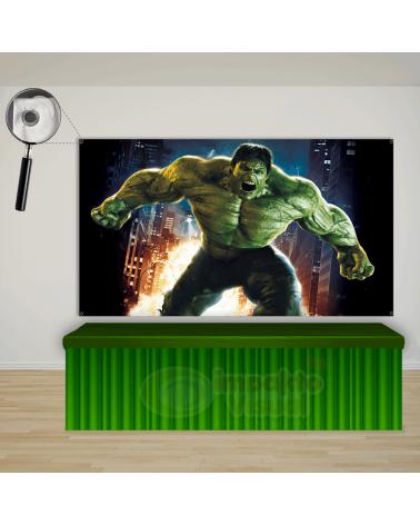 Painel Hulk