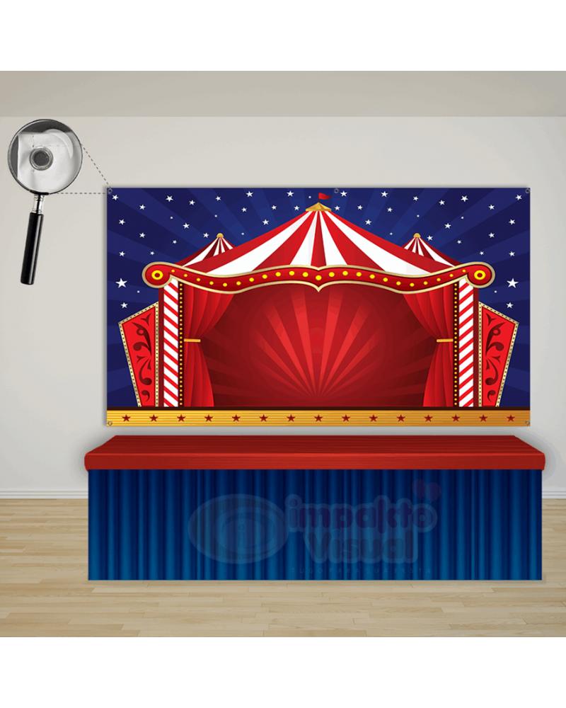 Painel Circo