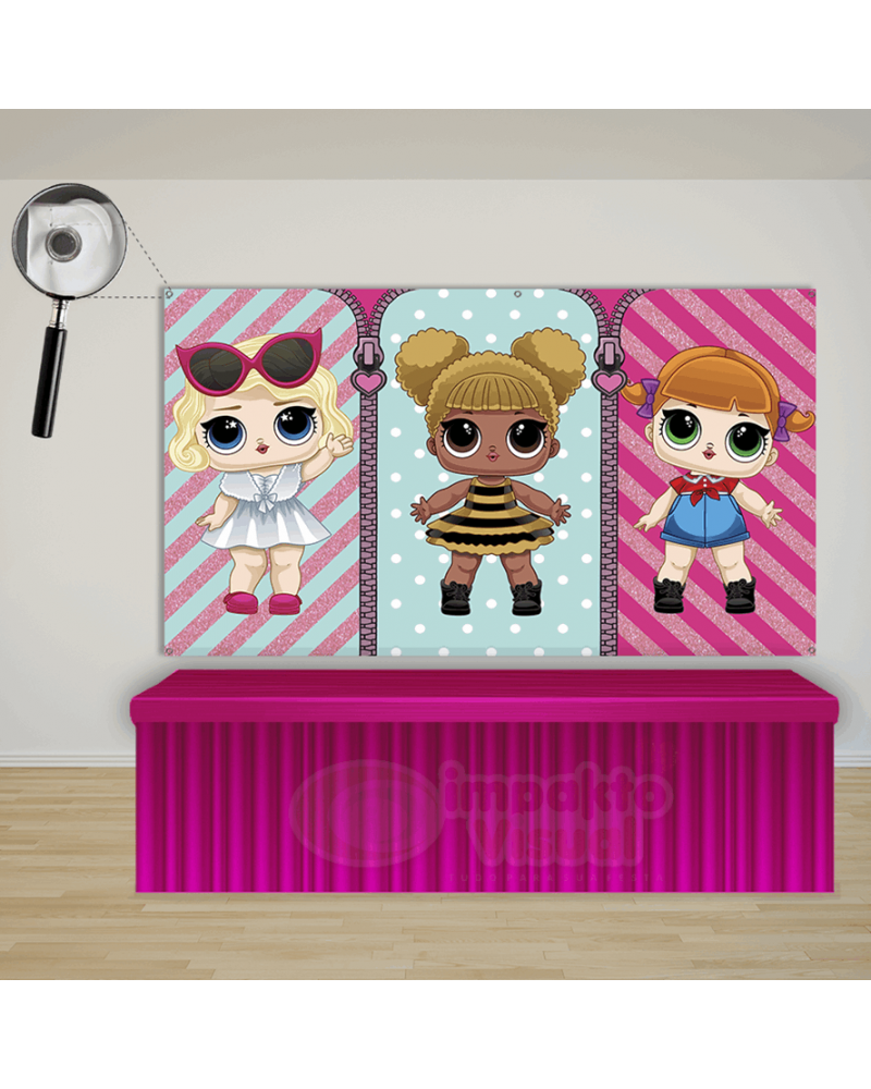 Display de Mesa - Monster High