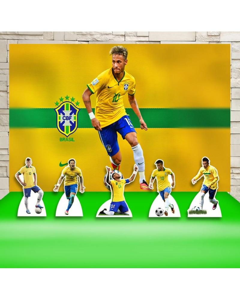 Kit Festa Neymar (Prata)