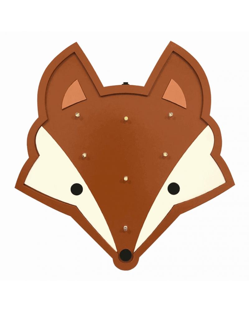 Luminoso Raposa Fox