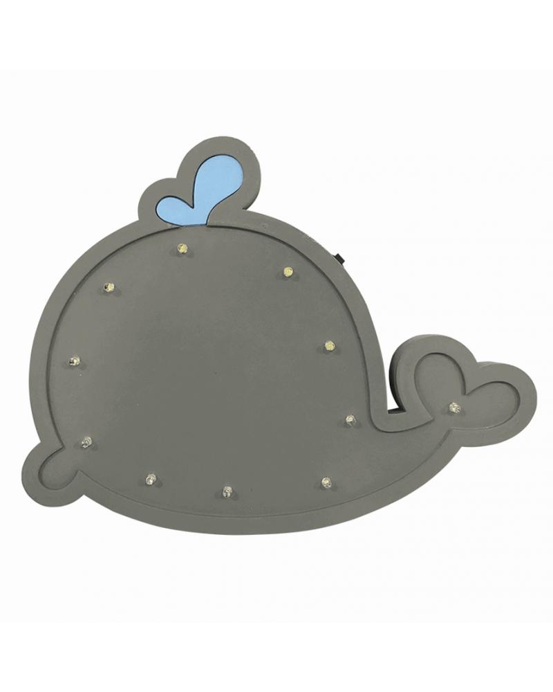Luminoso Baleia