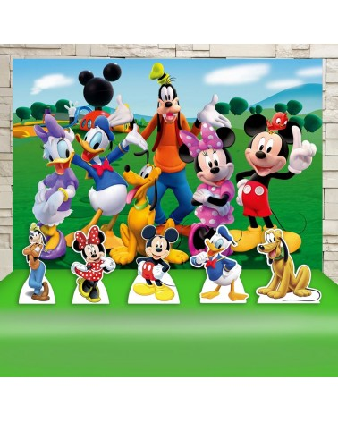 Kit Festa Mickey Clube...