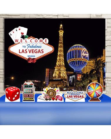 Kit Festa Las Vegas (Prata)