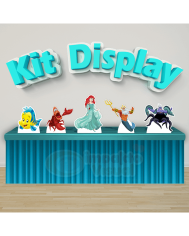 Kit Display Ariel
