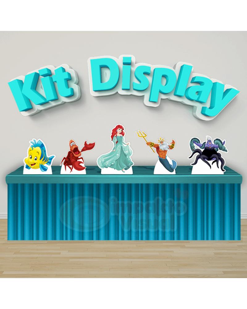 Kit Display Ariel