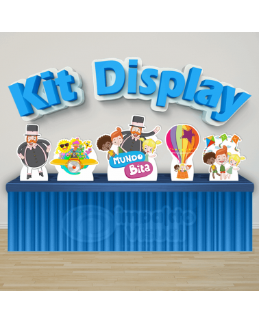 Kit Display Bita