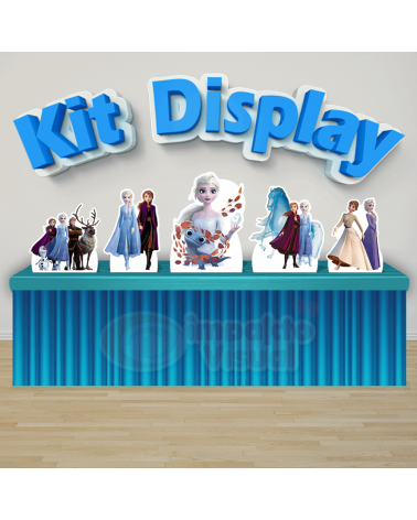 Kit Display Frozen 2