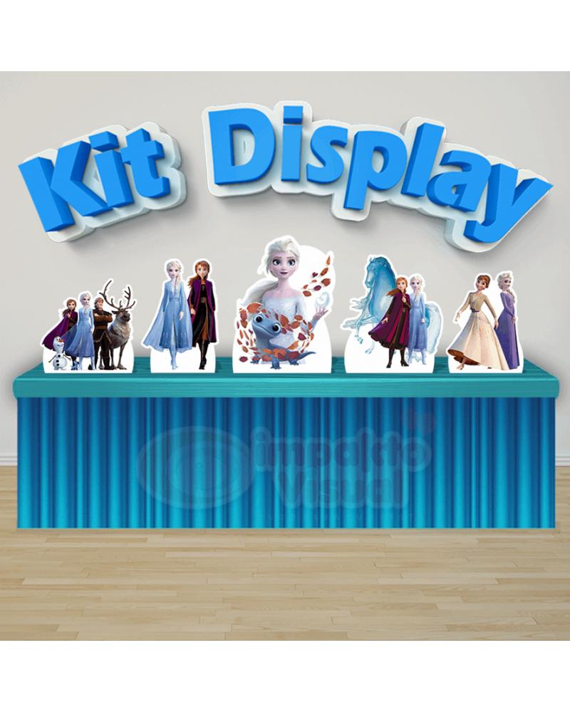 Kit Display Frozen 2