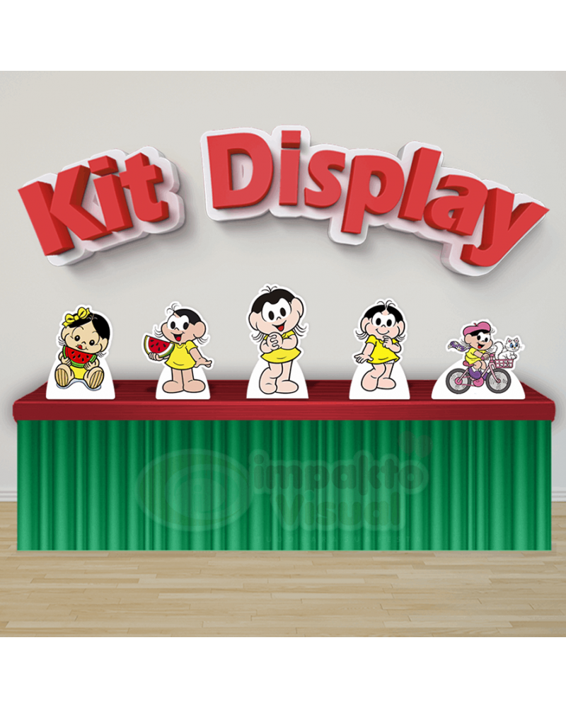 Kit Display Magali
