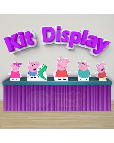 Display de Mesa - Princesas