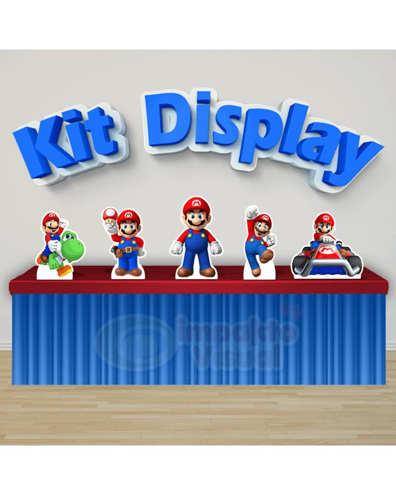 Kit Display Mario