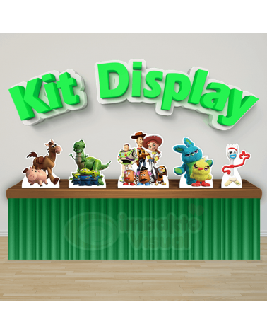 Kit Display Toy Story