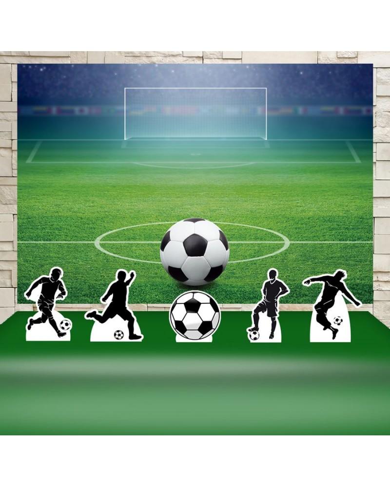 Kit Festa Futebol (Prata)