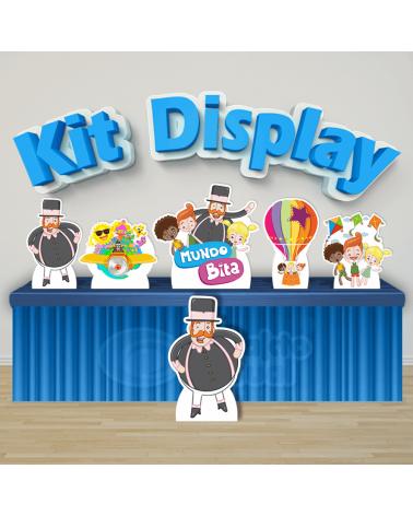 Kit Display Bita (Diamante)