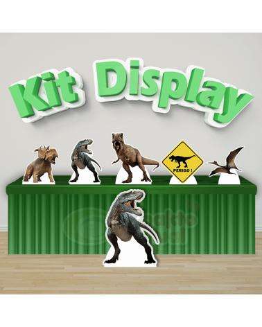 Kit Display Dinossauro...